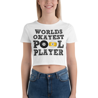 World's Okayest Pool Player